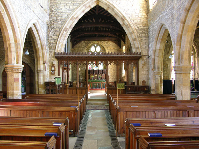 west haddon interior