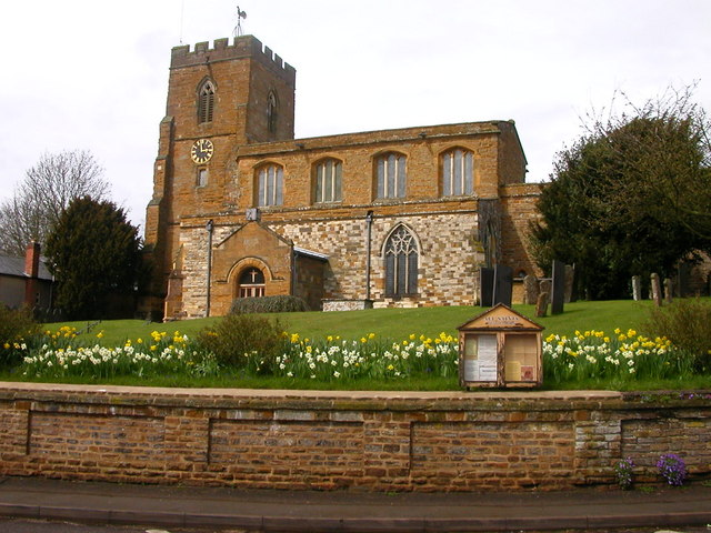 West Haddon Parish Church